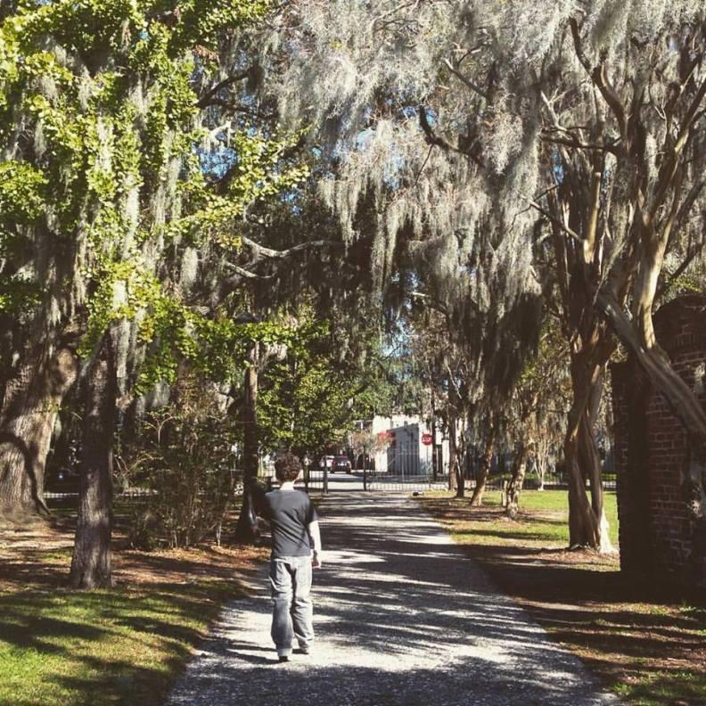 Savannah-Colonial-Park