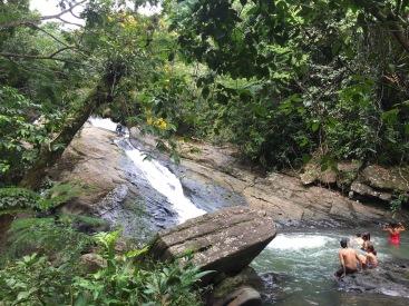 Río Las Pailas en Luquillo