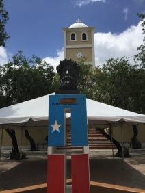 Monumento a Betances, Lares