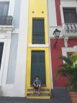 la casa más estrecha del hemisferio, Calle Tetuán, Viejo San Juan