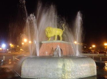Fuente del León (foto de archivo)