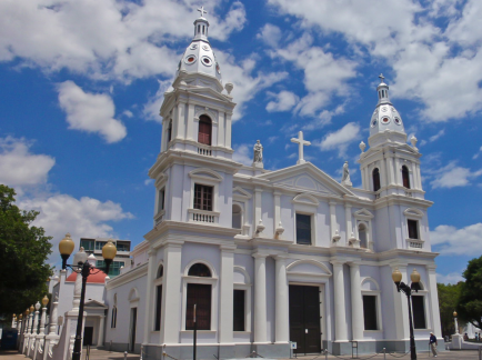 Catedral Nuestra Señora de Guadalupe, Ponce
