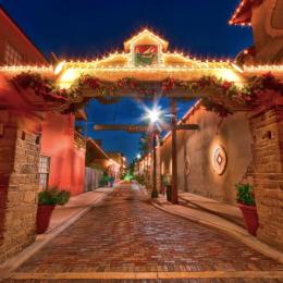 Calle Aviles, la más antigua marcada en un mapa de EEUU