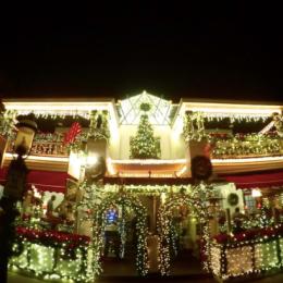 Casablanca Inn (¡mi iluminación favorita este año!