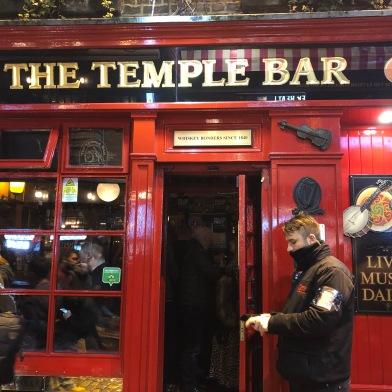 The Temple Bar Pub, el pub más famoso de Dublín