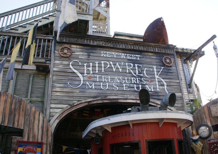 Shipwreck Treasures Museum
