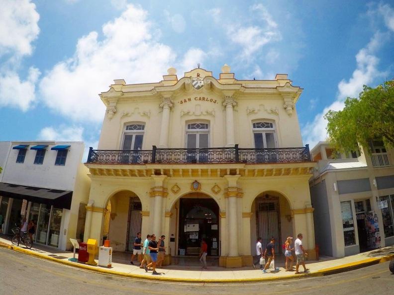 Edificio San Carlos