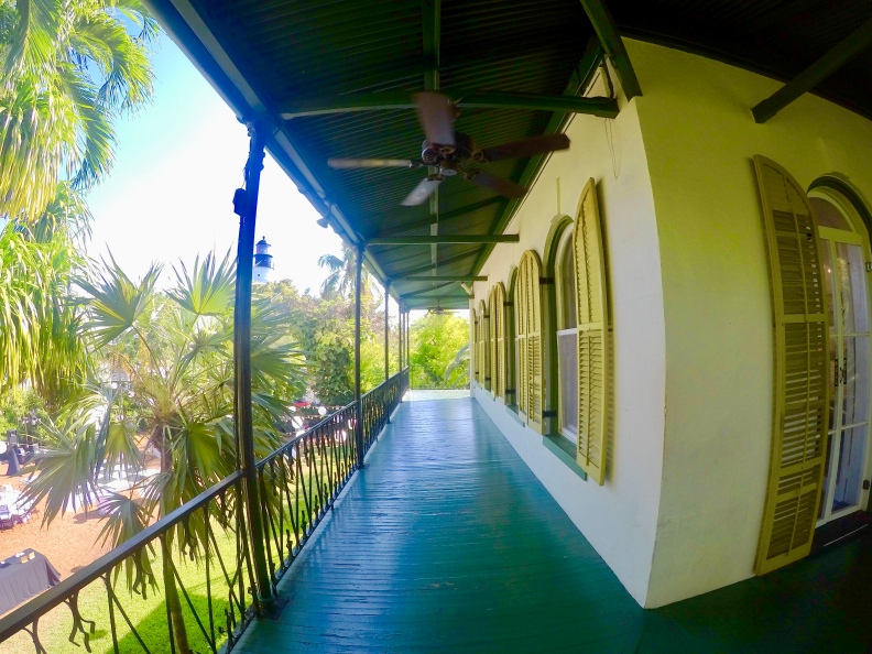 La casa del escritor Ernest Hemingway