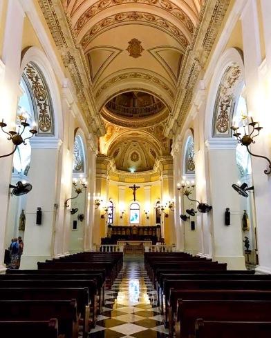 Altar Mayor, catedral de San Juan