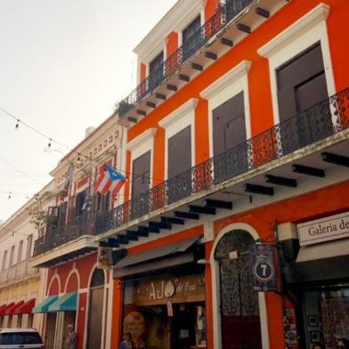 Ajo del País, Calle San Francisco