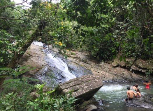 Río Las Pailas